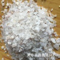 厂家供应石英砂 水处理用 半精制砂 普砂