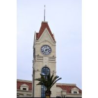 康巴丝定制外墙挂钟 建筑塔钟 钟楼大钟表维修 室外大型防水挂钟