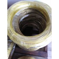 打铆钉用φ5.1mm黄铜线5.2mm黄铜线 5.3mm冷镦黄铜线