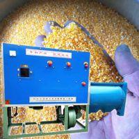玉米脱皮打碴机 玉米制糁机价格 粮食打碴机