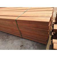 精品红柳桉方料 柳桉木定制 防腐木地板