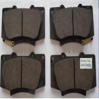 04465-OK370刹车片BRAKE PAD 适用于丰田 标致汽车,出口东南亚