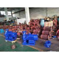 天津静海县清水管道泵 ISW50-250IB 21.6M3/H 扬程60M 11KW 冠桓泵阀