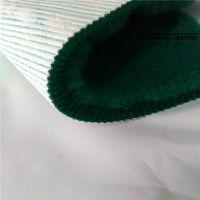 厂家直接供应橡胶条防滑宠物垫毛绒/宠物毛绒防滑胶条