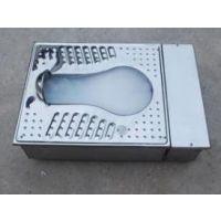 航凯生产不锈钢发泡蹲便器-厕所第三卫生间发泡蹲便器