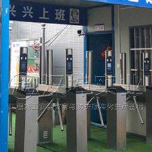 南宁工地实名制闸机 建筑工地门禁系统三通道 汉坤实业