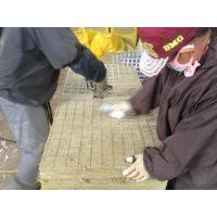 商洛高强度岩棉复合板容重130kg一立方价格/ 高强度砂浆岩棉板5公分