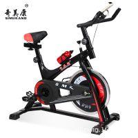 动感单车跑步锻炼健身车家用脚踏室内运动自行车减肥健身器材