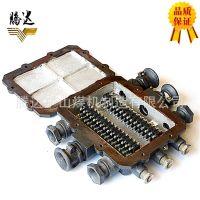 厂家直销JHH10/20/30-6防爆铸铁接线盒 矿用电话分线盒