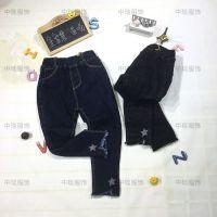 童装男童韩版中小童宝宝裤子2018童装新款牛仔裤