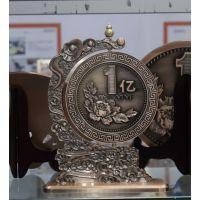 艺术收藏品定制铝艺浮雕工艺摆件饰品