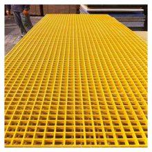 玻璃钢格栅排水沟盖板 耐用防腐加厚格栅板