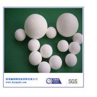 赢驰吸附式干燥机里填装惰性氧化铝瓷球作用
