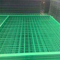 园区护栏网 镀锌刺铁丝网围栏 护栏网合同范本