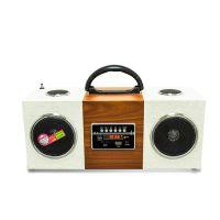 新款 MUSICCROWN手提迷你可爱 插卡 音箱 户外 U盘连接音箱 CE FCC