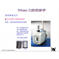 成都德国莱宝真空泵内置D8C/D16C原装进口油雾过滤器/排气过滤器/滤芯