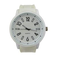 SPIKE表厂热销时尚个性学生礼品硅胶大表盘手表