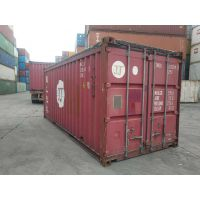 固定式刚质集装箱现货标准12.192×2.438 20GP 40GP 40HQ 30顿冷藏集装箱