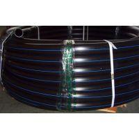 晋中PE管外径90和110采用纯原料生产是农村饮水工程所用管材