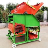 家用小型花生摘果机/花生摘果机价格/拖拉机配套使用花生摘果