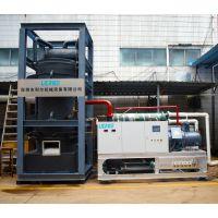 利尔日产30吨管冰机