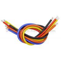 供应UL3239硅胶高压线 东莞求尚电线电缆生产