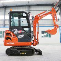 厂家生产20型小型的挖掘机 农用苗木挖坑微型挖土机 新型的小挖机