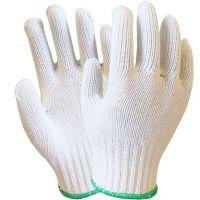 HTR海太尔0001 全棉劳保手套木工手部防护手套 普通作业劳保手套