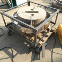 电动石磨豆浆机 低能耗麻汁香油石磨机 智鑫直销芝麻酱花生酱加工专用磨