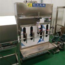 防冻液罐装设备-8头防冻液罐装设备-创兴机械(优质商家)