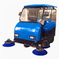 车间广场马路景区道路清扫车垃圾清理机 电动无尘保洁环卫扫地车