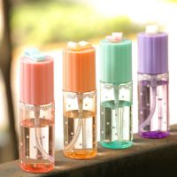 1205喷雾瓶化妆水喷瓶卡通乳液瓶 小喷水瓶旅行分装瓶