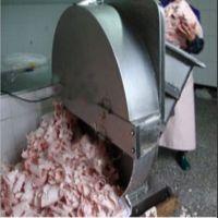 销售冷冻肉切片机,浙江冻肉破碎机, 康汇冷冻盘切片机