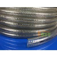 无塑化剂食品管 塑料输酒软管 酒厂专用透明钢丝管 深圳诺思WH00228