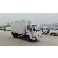 国五五十铃CLW5040XLCQ5冷藏车