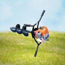 多功能新款小型便携式挖坑机 植树拖拉机型号规格