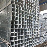 现货供应 天津友发Q235B热镀锌方管 规格齐全 欢迎来电洽谈