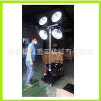 7.环形照明灯 户外施工照明 夜间施工节能灯 移动 型照明