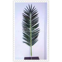 钢管室外仿真椰子叶热带仿真植物树叶假树叶摄影拍照道具椰子树叶