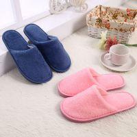 长毛绒室内居家居冬季木地板防滑保暖秋冬EVA月子保暖棉拖鞋棉鞋