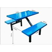 实体饭堂餐桌厂家 学校食堂餐桌自产自销 价格实惠
