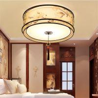 吸顶灯新中式阳台家用客厅灯卧室灯LED餐厅灯现代简约灯具中国风
