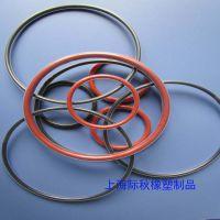 FEP/PFA包覆o型圈耐化学腐蚀耐高温密封胶圈非标全包氟 硅胶O型圈