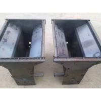 供应专业定做混凝土隔离墩钢模具