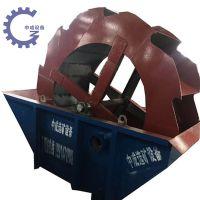 定制小型洗砂设备 定制2相单排发电机风火轮洗砂机 洗砂机生产线