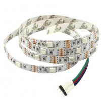 LED5050灯带USB接口 低压5V/12V TV电视背景 可插充电宝 礼品盒用