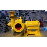 厂家直销ZJW耐磨杂料加压泵工业矿山冶金泵双壳体渣浆泵强能