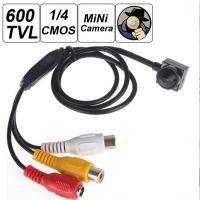 "600TVL 1 / 4"" CMOS高清摄像头 安防监控摄像设备 彩色图像监控"