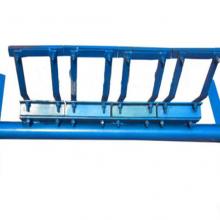 P型H型合金清扫器 橡胶合金清扫器 皮带合金清扫器批量生产
