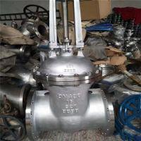 Z41W-10P 不锈钢法兰闸阀 DN125 不锈钢明杆闸阀